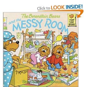 Berenstain Bears Messy Room Book
