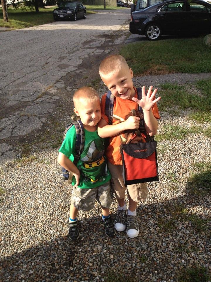 back to school - When Do Kids Go To Kindergarten