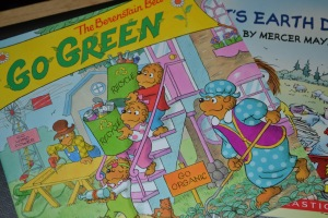 Bears go green