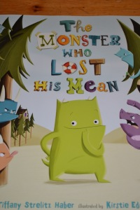 monster that lost his mean