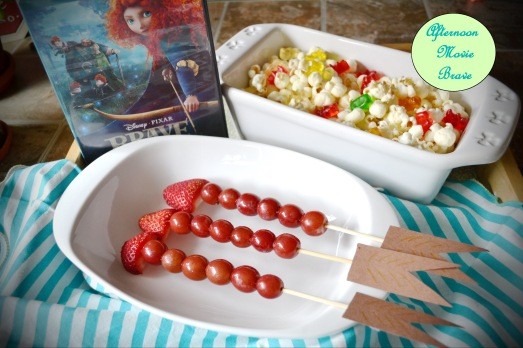 Brave movie night theme